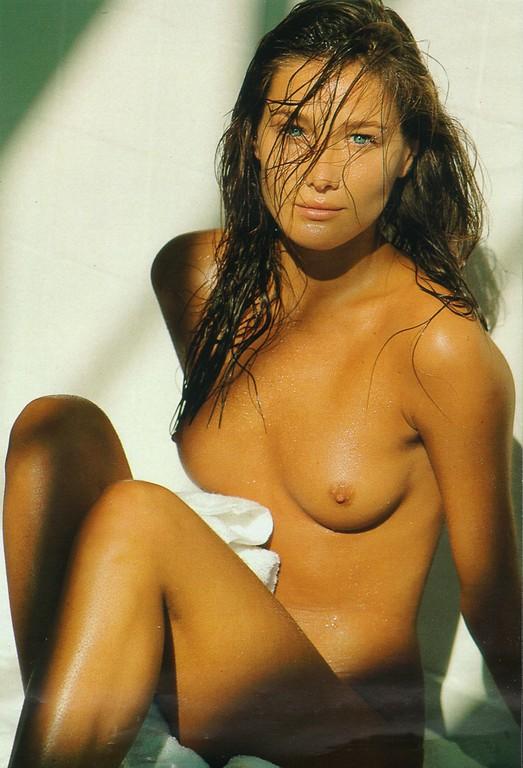 Carla naked